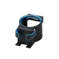 エレコム 車載アクセサリー/スマホ&ドリンクホルダー/エアコン噴出し口設置用/ブルー P-CARDH01BU 1個 (直送品)