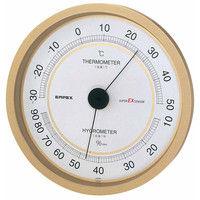 スーパーEX高品質温・湿度計 EX-2748 エンペックス (直送品)