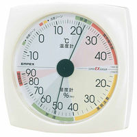高精度UD温・湿度計 EX-2811 エンペックス (直送品)