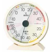 高精度UD温・湿度計 EX-2841 エンペックス (直送品)