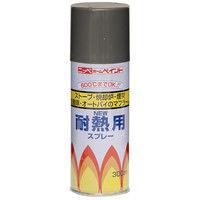 ニッペホームプロダクツ 耐熱用スプレー 300ml こげ茶 4976124310300 1セット(6本入)(直送品)