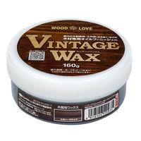 ニッペホームプロダクツ VINTAGE WAX 160g エボニーブラック 4976124515835 1セット(6個入)(直送品)
