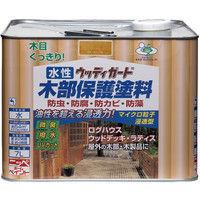 ニッペホームプロダクツ 水性ウッディガード 7L ウォルナット 4976124532979(直送品)