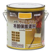 ニッペホームプロダクツ 水性ウッディリコート 0.7L スプルース 4976124548901 1セット(4個入)(直送品)