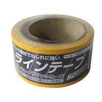 ニッペホームプロダクツ ラインテープ 50mm×5m 黄 4976124880612 (直送品)