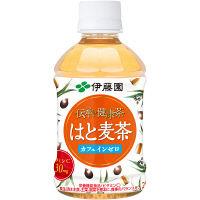伊藤園 伝承の健康茶 はと麦茶 280ml 1セット(48本)