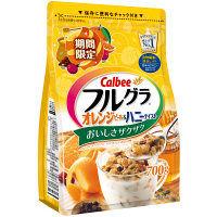 カルビー フルグラ オレンジピール&ハニーテイスト 700g 1袋