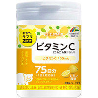 ZOO ビタミンC 1個(150粒) ユニマットリケン サプリメント