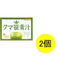 """""""北海道産クマ笹青汁 1セット(30袋×2箱) ユニマットリケン"""""""
