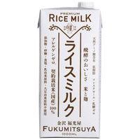 プレミアム ライスミルク 1000ml紙パック×6本入