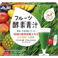 フルーツ酵素青汁 1箱(30袋) アサヒグループ食品 青汁