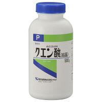 健栄製薬 クエン酸(結晶)P 500g 健栄製薬