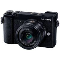 パナソニック デジタル一眼カメラ LUMIX GX7 Mark III 単焦点ライカDGレンズキット (ブラック) DC-GX7MK3L-K 1台  (直送品)