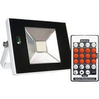 富士倉 LEDセンサーライト リモコン付 SR-10 073894(直送品)