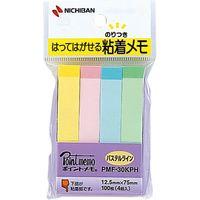 ニチバン ポイントメモ付箋紙 PMF-30KPH 10個(直送品)