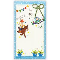日本ホールマーク 祝儀袋ディズニー御祝トイ・ストーリ 715922 6枚(直送品)