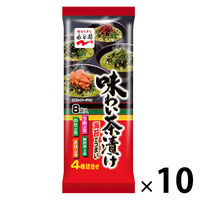 永谷園 味わい茶漬け 4種