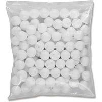 サンフォーム 素ボール 15mm 100個入/袋 007325653 50袋(直送品)
