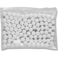 サンフォーム 素ボール 10mm 100個入/袋 007325651 50袋(直送品)
