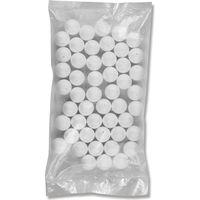 サンフォーム 素ボール 20mm 50個入/袋 007325654 50袋(直送品)