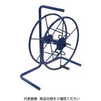 ジェフコム ケーブル巻取り機 CMR-450B 1個(直送品)