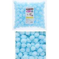 アイステップ 緩衝材 カラーコーン30g ブルー 4562377970073 1セット(5個入)(直送品)