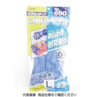エステー エステートレーディング ニトリルゴム手袋 No.600M 1セット(10双)(直送品)