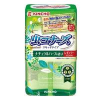 大日本除虫菊 虫コナーズ リキッドタイプ レギュラー 100日 ナチュラルハーブの香り 4987115545922 1セット(12個)