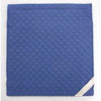 大明企画 シーチングカバー 座布団式 ブルー 90017(直送品)