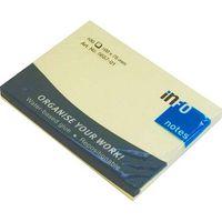 プリントインフォームジャパン info notes イエローノート 100×75mm 5657-01 1パック(12冊入)(直送品)