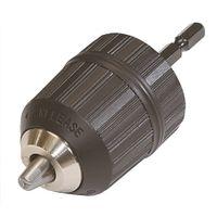 トップ工業 電動ドリル用 キーレスドリルチャック EDK-1-10 1本(直送品)