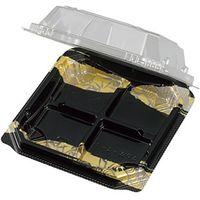エフピコチューパ APW-4-1-こがね黒 CP000562 1ケース(1200枚入)(取寄品)