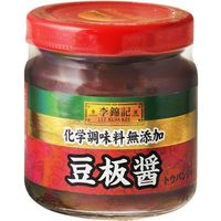 李錦記 豆板醤 化学調味料無添加 90g×12 078895143522 1箱(12P入) エスビー食品(直送品)