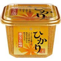 ひかり味噌 米こうじ味噌 カップ 750g×8 4902663009795 1箱(8P入)(直送品)