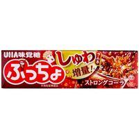 UHA味覚糖 味覚糖 ぷっちょスティック ストロングコーラ 10粒×10 4902750905498 1箱(10P入)(直送品)