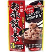 井村屋 お赤飯の素 230g×12 4901006351249 1箱(12P入)(直送品)