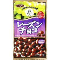 正栄デリシィ 果実Veil レーズンチョコ 47g×12 4901638815485 1箱(12P入)(直送品)