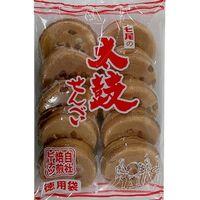 七尾製菓 七尾 太鼓せんべい 20枚×12 4902156000124 1箱(12P入)(直送品)