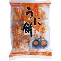 ホンダ製菓 ホンダ うに餅 15枚×6 4902456616001 1箱(6P入)(直送品)