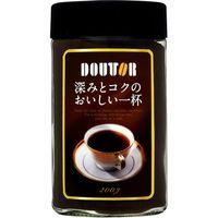 ドトールコーヒー 深みとコクのおいしい一杯 スプレードライ 200g×12 4932707029236 1箱(12P入)(直送品)