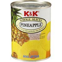 国分グループ本社 KK マラヤパイン スライス 3号缶×24 4901592010513 1箱(24P入)(直送品)