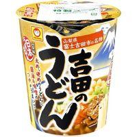 マルちゃん 日本うまいもん吉田のうどん 101g×12 4901990333405 1箱(12P入) 東洋水産(直送品)