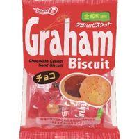 宝製菓 グラハムビスケット チョコクリーム 95G×15 4902088034242 1箱(15P入)(直送品)