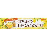 カンロ はちみつレモンC のど飴 11粒×10 49600551 1箱(10P入)(直送品)