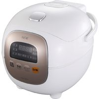 KNチヨダ マイコンジャー炊飯器 ホワイト NRM-M35A(直送品)
