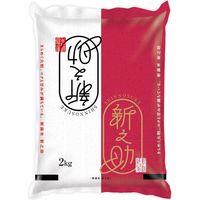 田中米穀 新潟県産新之助 2kg 4601230 1袋(2kg)(直送品)