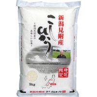 田中米穀 新潟見附産コシヒカリ 30kg 8310536 1セット(5kg×6袋)(直送品)
