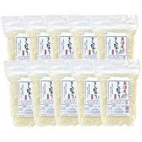 田中米穀 魚沼産コシヒカリ 10kg 8100891 1セット(1kg×10袋)(直送品)