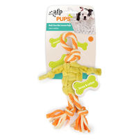 afp マルチ チュー ミニ スウェーター ロープ 犬用 おもちゃ