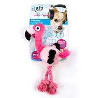 afp フラミンゴ 犬用 ワンちゃんには聞こえる、音がしない おもちゃ